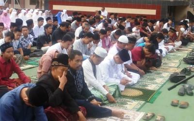 Pelaksanaan Sholat Idul Adha 1439 H